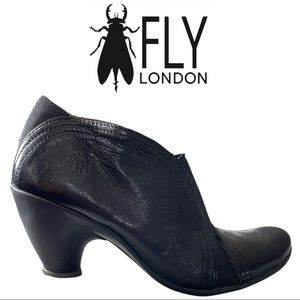 Fly London Ankle Boot Sonny Ankle Boot Black